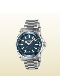 Gucci Dive Extra Large Stainless Steel Watch