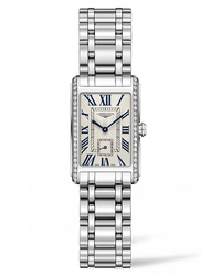 Longines Dolcevita Diamond Bracelet Watch