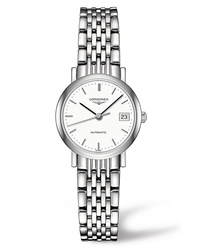 Longines Elegant Automatic Bracelet Watch