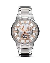 Emporio Armani Renato Stainless Steel Watch 43mm