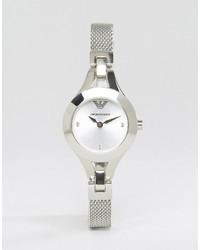 Emporio Armani Silver Chiara Watch Ar7361