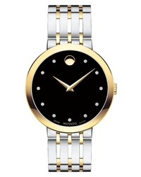 Movado Esperanza Diamond Bracelet Watch