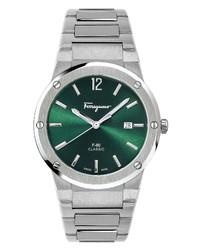 Salvatore Ferragamo F 80 Classic Bracelet Watch