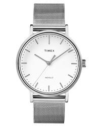Timex Fairfield Mesh Watch