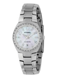 Fossil Watch Stainless Steel Bracelet Am4141