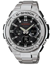 G Shock Baby G G Shock G Steel Ana Digi Watch 52mm
