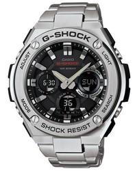 G Shock G Steel Ana Digi Watch 52mm