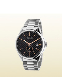Gucci G Timeless Large Stainless Steel Watch
