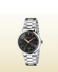 Gucci G Timeless Medium Stainless Steel Watch