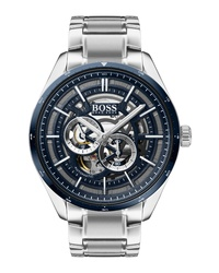 BOSS Grand Prix Automatic Bracelet Watch