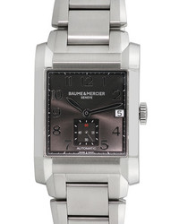 Baume & Mercier Hampton Stainless Steel Watch 323mm