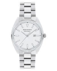 Movado Heritage Datron Diamond Bracelet Watch