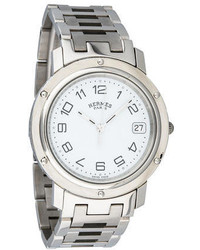 Hermes Herms Clipper Watch