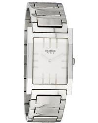 Hermes Herms Tandem Watch