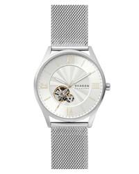 Skagen Holst Automatic Mesh Watch