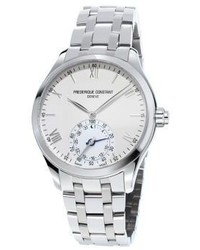 Frederique Constant Horological Swiss Quartz Stainless Steel Smart Watch