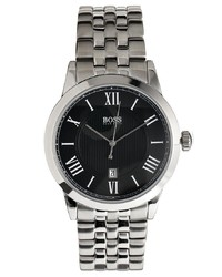 Hugo Boss Silver Bracelet Strap Watch 2428