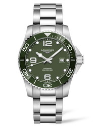 Longines Hydroconquest Automatic Bracelet Watch