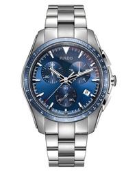 Rado Hyperchrome Chronograph Bracelet Watch