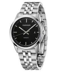 Calvin Klein Infinite Too Automatic Bracelet Watch