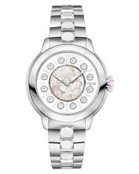 Fendi Ishine Quartz Rotating Bezel Bracelet Watch