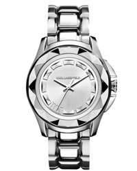 Karl Lagerfeld Stainless Steel Bracelet Watch 36mm Kl1005
