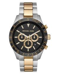 Michael Kors Layton Chronograph Bracelet Watch