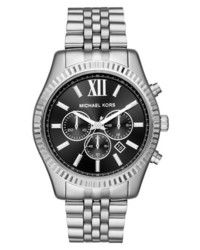 Michael Kors Lexington Bracelet Chronograph Watch