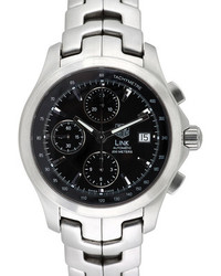 Tag Heuer Link Automatic Dial Watch