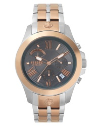 Versus Versace Lion Chronograph Bracelet Watch