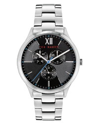 Ted Baker London Manhatt Multifunction Bracelet Watch