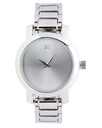 Forever 21 Metallic Analog Watch