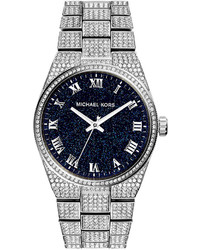 Michael Kors Michl Kors Channing Stainless Steel Pave Watch