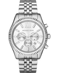 Michael Kors Michl Kors Lexington Chronograph Bracelet Watch 44mm