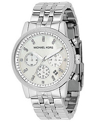 Michael Kors Michl Kors Ritz Chronograph Bracelet Watch