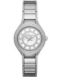 MICHAEL Michael Kors Michl Michl Kors Mini Kerry 33mm Stainless Steel Bracelet Watch