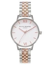 Olivia Burton Midi Round Bracelet Watch