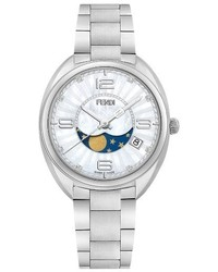 Fendi Moto Diamond Bracelet Watch 34mm