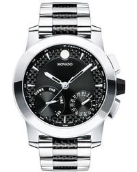 Movado 45mm Vizio Chronograph Watch