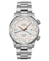MIDO Multifort Automatic Bracelet Watch