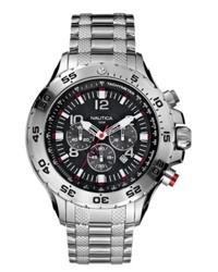 Nautica Watch Stainless Steel Bracelet N19508g