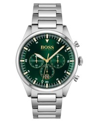 BOSS Pioneer Chronograph Bracelet Watch