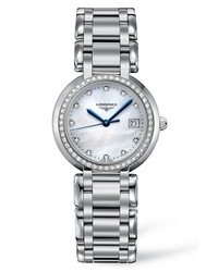 Longines Primaluna Diamond Bracelet Watch