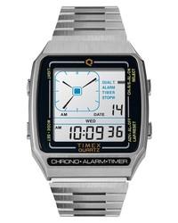 Timex Q Reissue Digital Bracelet Watch
