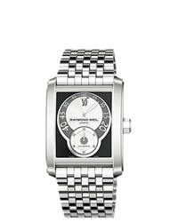 Raymond Weil Don Giovanni Cosi Grande Steel Watch 4400 St 00268
