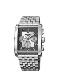Raymond Weil Don Giovanni Stainless Steel Chronograph Watch