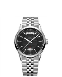 Raymond Weil Freelancer Automatic Stainless Steel Watch Date 2720 St 20021