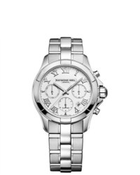 Raymond Weil Parsifal Automatic Chronograph Steel Watch