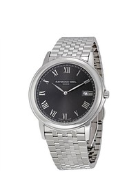 Raymond Weil Stainless Steel Traditional Watch