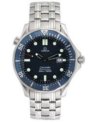 Omega Seamaster Professional Stainless Steel Watch 41mm